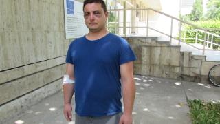 Седем арестувани за побоя над русенеца, поискал да не берат от сливата му