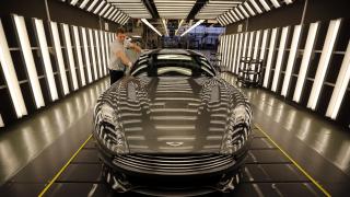 Каква е ролята на Великобритания в европейската автомобилна индустрия?
