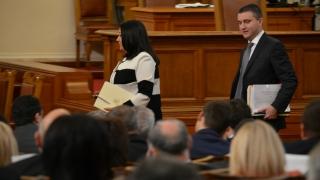 Влади Горанов разбива дисциплината в парламента, недоволни депутати