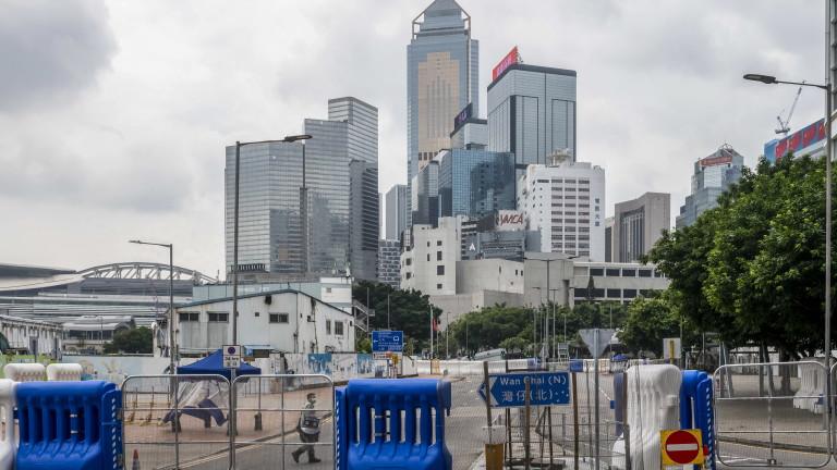 Хонконг предупреди Съединените щати да не се включват във вътрешния