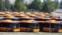 Четири автобусни линии прибират нощем софиянци