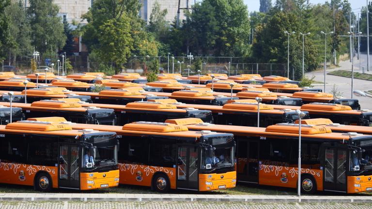 Предпразнични и празнични разписания на градския транспорт в София
