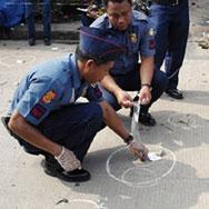 Взрив уби трима на пазар във Филипините