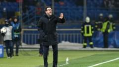 """Ди Франческо: Има време за Шампионската лига, сега мислим за Серия """"А"""""""