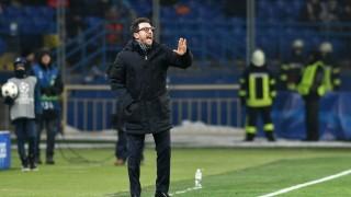 Еузебио Ди Франческо: Съгласен съм с Анчелоти за феновете, това е лудост
