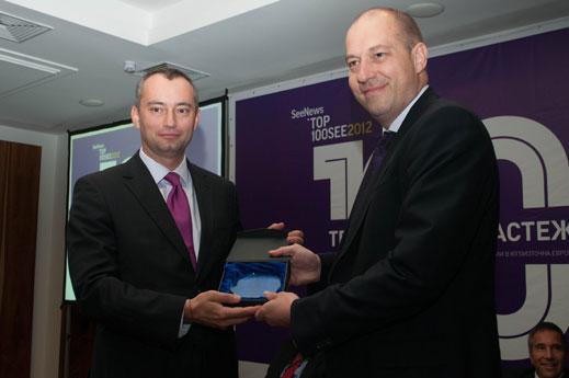 13 български компании са сред 100 най-добри в Югоизточна Европа