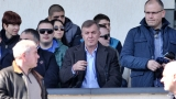 Наско Сираков: Делио Роси трябва да разбере, че Левски значи атака