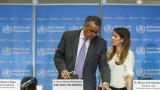 СЗО: Над 160 000 случая на коронавирус регистрирани всеки ден