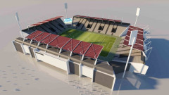 """Официално: Договорът за проектиране и строителство на стадион """"Локомотив"""" беше подписан"""