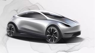 Новият най-евтин модел на Tesla вече е сглобен в Китай