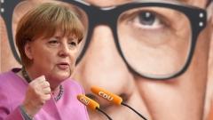 """Меркел се нахвърли на антиимигрантската партия """"Алтернатива за Германия"""""""