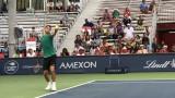 Четвъртфинал в Торонто: Григор Димитров - Кевин Андерсън, 2:6, 2:6