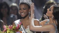 Анголка е новата Мис Вселена 2011