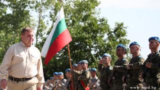 В България няма чужди военнослужещи