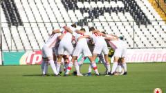 Септември размаза ЦСКА при юношите и ще играе в младежката Шампионска лига