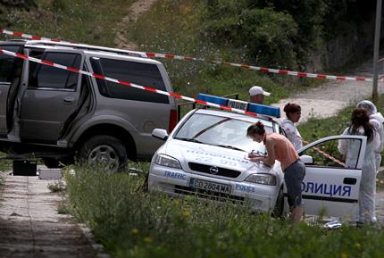 Почина полицаят, ранен при обира край Своге
