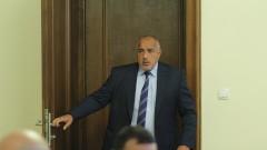 Продължаваме да градим историята, уверява Борисов за Деня на Независимостта