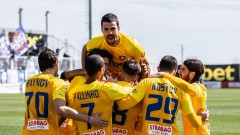 """Левски се върна на победния път, но допусна цели три гола от """"боксовата круша"""" на Първа лига"""