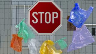 """Китай казва """"не"""" на пластмасата"""
