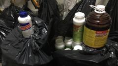 Митничари заловиха контрабандни препарати за растителна защита