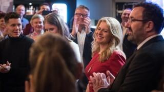 Словакия избира президент на втори тур