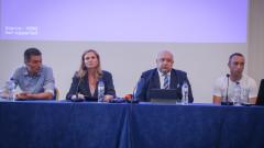 Министър Кралев участва в кръгла маса по проблемите на зависимите в България