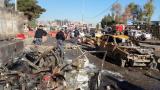 Сирийски бойни самолети бомбардираха Ирак