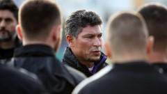Красимир Балъков: Разминахме се с ЦСКА, вината не беше моя