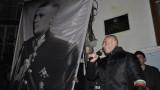 Участник в Луковмарш, легионер, свещеник и борец учредяват партия