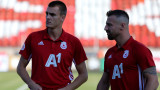 ЦСКА извади Николай Бодуров от групата за Титоград, капитанът обмисля да напусне