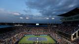 Програма за днешните срещи на тенис турнирите в Синсинати