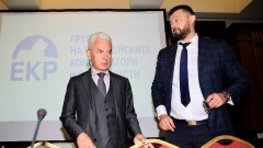 Четирима евродепутати - целта на коалицията Бареков-Сидеров