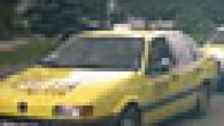 Таксиджия инсценира грабежа на колата си