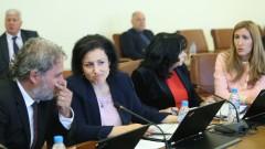 Десислава Танева назначава свободно кадри
