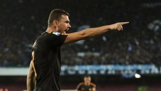 """Джеко: Трудно е да се направи разлика между Серия """"А"""" и Шампионската лига"""