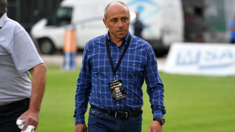 Илиан Илиевпризна, че ситуацията в клуба е провалила два трансфера.
