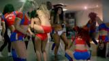 ВИДЕО: Мажоретките на Кристъл Палас и Harlem Shake