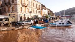 Извънредно положение на гръцкия остров Сими