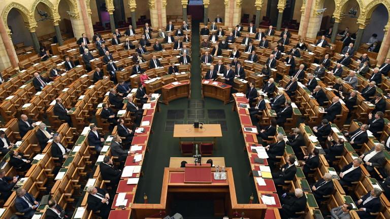 Премиерът на Унгария Виктор Орбан получи безсрочна власт в борбата