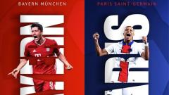 Байерн - ПСЖ и Реал - Ливърпул на 1/4-финалите в Шампионската лига!