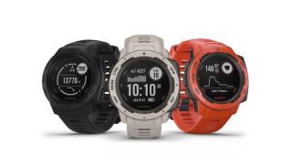 Garmin Instinct - най-добрият часовник за поход и къмпинг