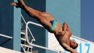 Димитър Исаев е №1 в скоковете във вода за 2019 година