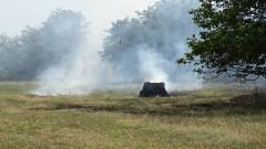 Екипи дежурят за палене на стърнища в страната