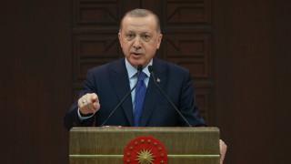 Ердоган обещава реформи за правата на човека