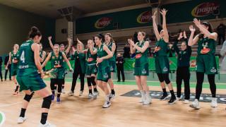 Берое е шампионът на България по баскетбол за жени