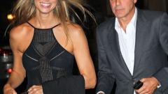 Джордж Клуни пропусна рождения ден на новото си гадже