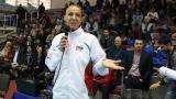 Антонина Зетова: Има много работа, но сме на Световно...
