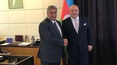 Министрите на младежта и спорта Кралев и Рахимов обсъдиха възможности за съвместно сътрудничество между България и Азербайджан