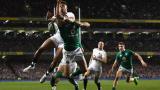 Ирландия развали Големия шлем на Англия