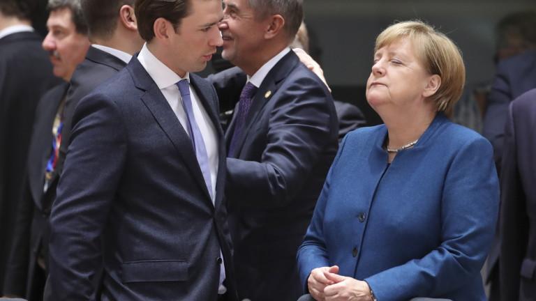 Преговорите на ЕС с Великобритания за Брекзита не са отбелязали